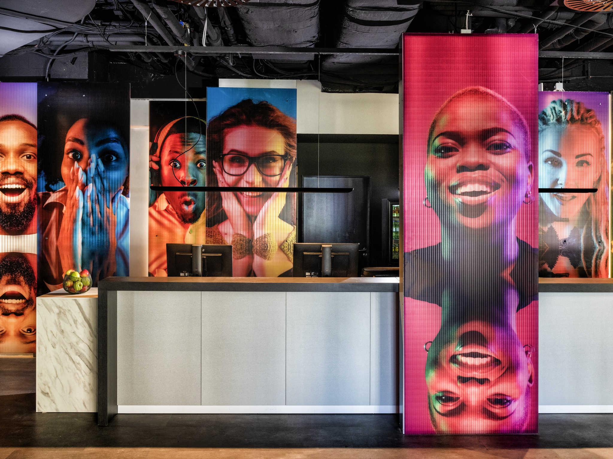 Hotel In Berlin Ibis Styles Berlin Treptow