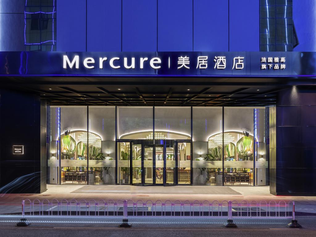 南京新街口泊金美居酒店