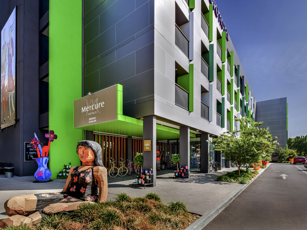 Mercure Bendigo Schaller (november 2019 geopend)