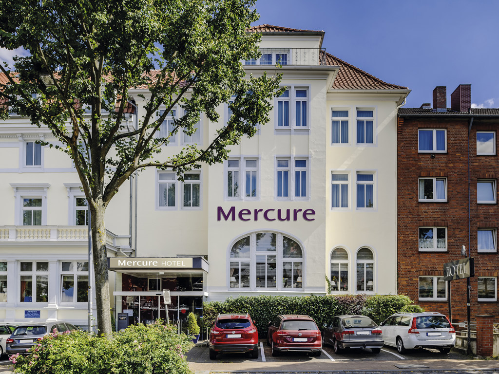 Mercure Hotel Luebeck City Center (ex Hotel Excelsior)