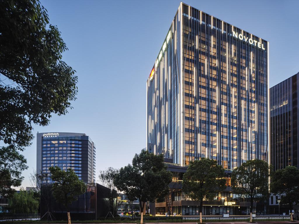 Novotel Shanghai Qingpu Excellence