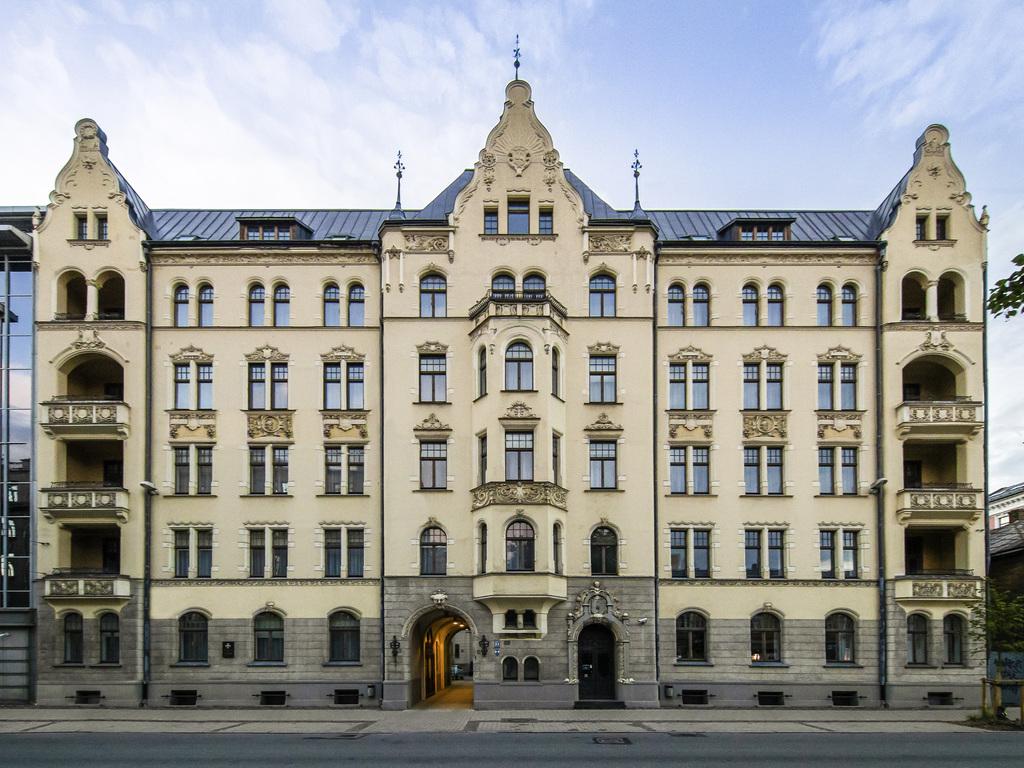 Hotel Valdemars Riga