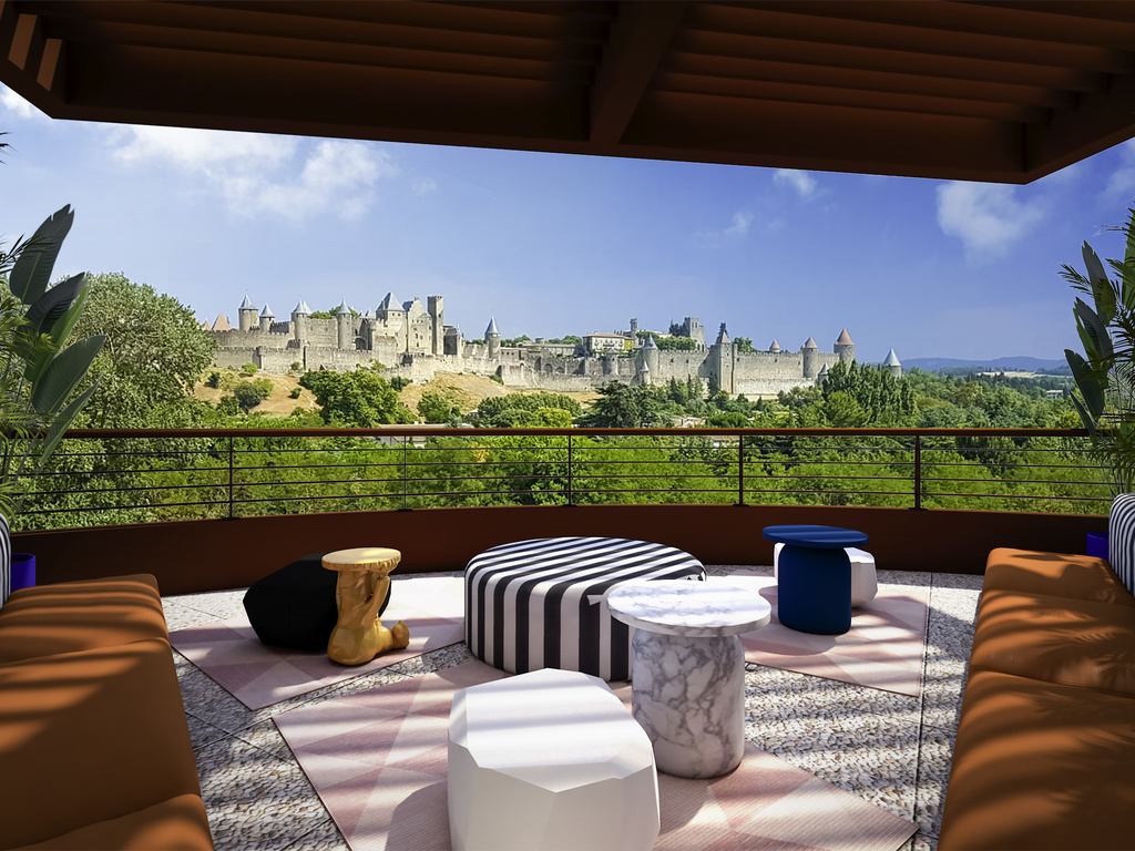Tribe Carcassonne (Opening June 2021)