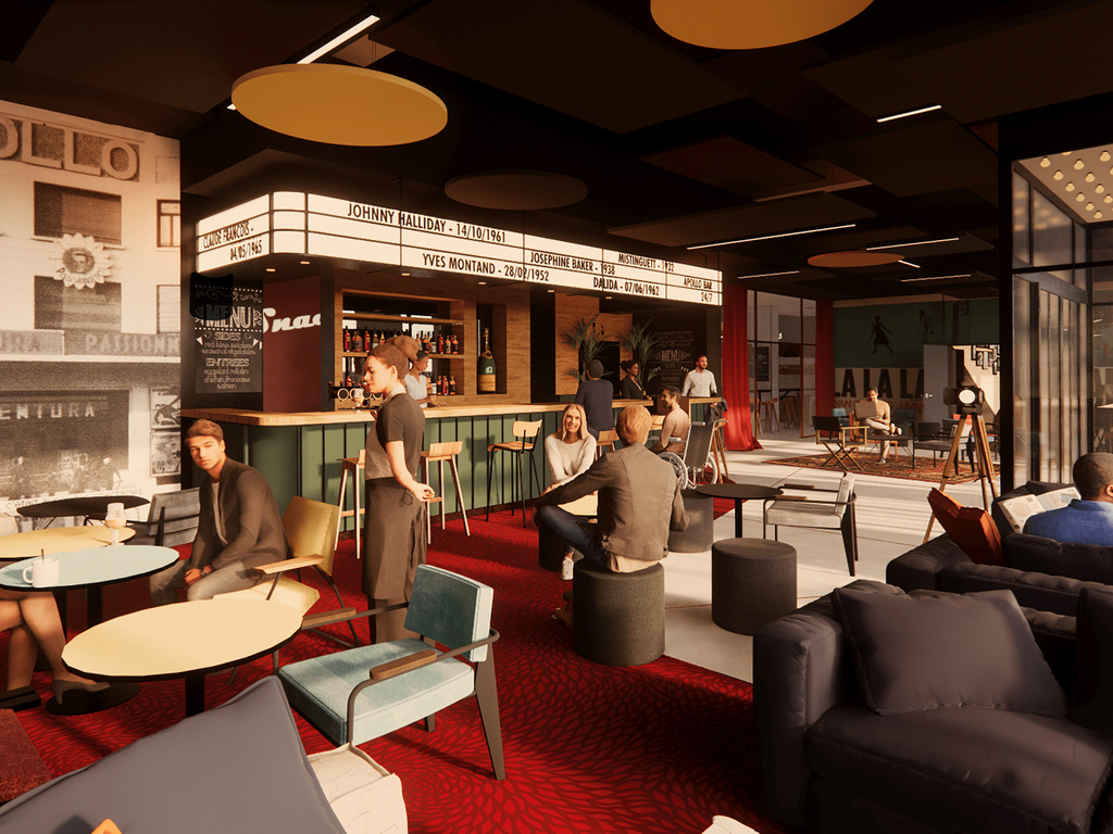 ibis Styles Lens Centre Gare (Opening April 2022)