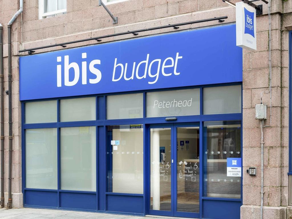 ibis budget Peterhead Aberdeenshire