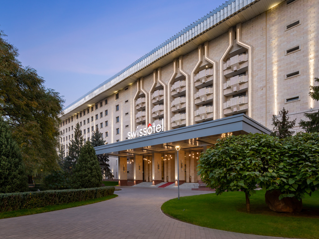 Swissôtel Wellness Resort Alatau Almaty