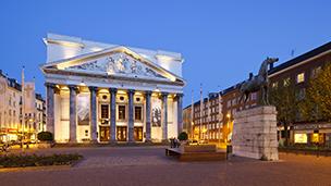Niemcy - Liczba hoteli Aachen