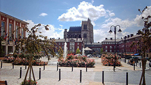 Frankreich - Abbeville Hotels
