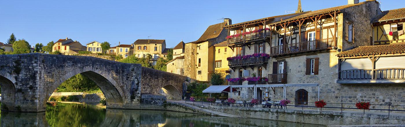 法国 - 阿让酒店