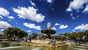 Frankrike - Hotell Aix-en-Provence