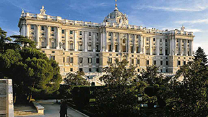 スペイン - アルカラデエナーレス ホテル