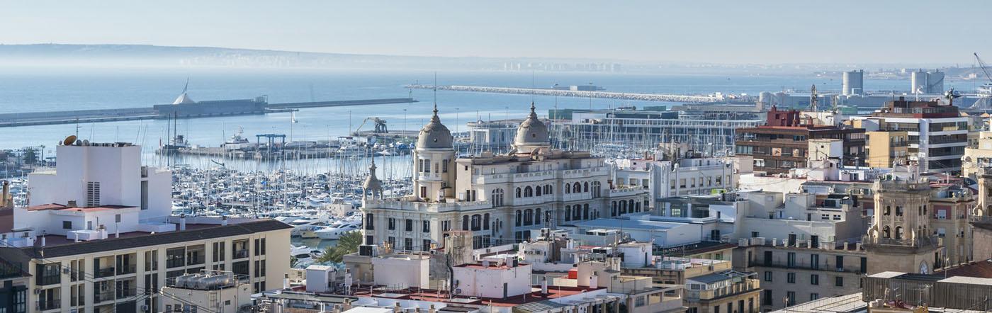 สเปน - โรงแรม อาไลคานที