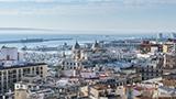 Hiszpania - Liczba hoteli Alicante
