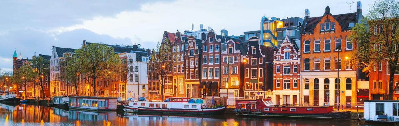 Países Bajos - Hoteles Amsterdam