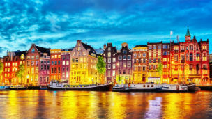 Países Baixos - Hotéis Amsterdão