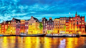 Holandia - Liczba hoteli Amsterdam