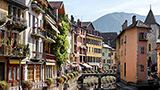 França - Hotéis Annecy