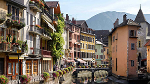 Frankrike - Hotell Annecy