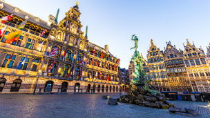 Belgien - Antwerpen Hotels