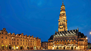 Francia - Hoteles Arrás