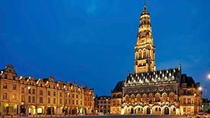 Frankrike - Hotell Arras