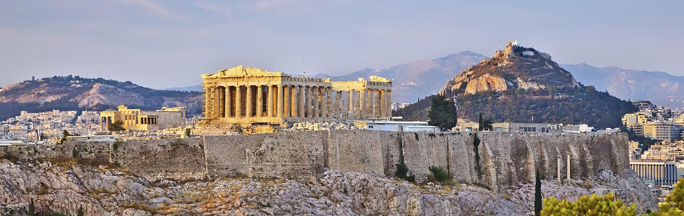 Grekland - Hotell Aten