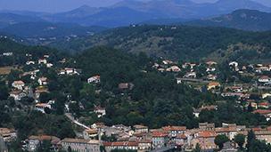 Fransa - Aubenas Oteller