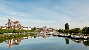 Francia - Hotel Auxerre