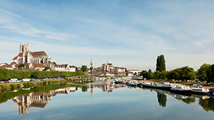 Frankrijk - Hotels Auxerre