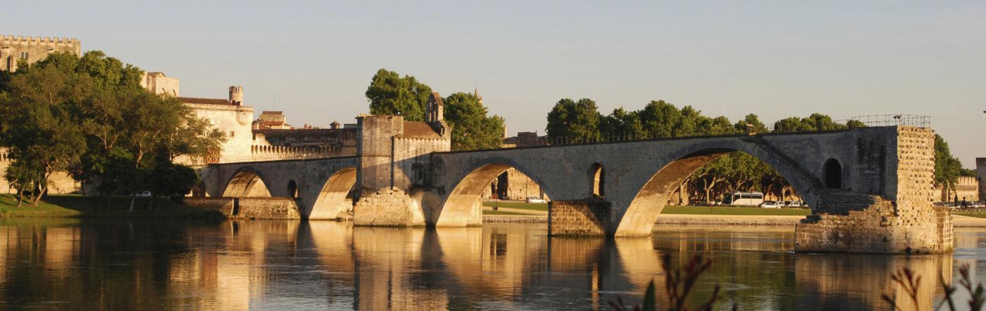 Frankrike - Hotell Avignon