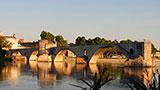 Francja - Liczba hoteli Awinion
