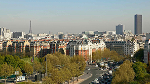Frankrike - Hotell Bagnolet