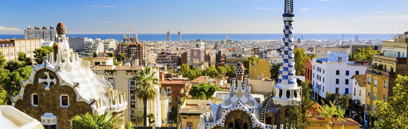 스페인 - 호텔 바르셀로나