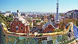 Hiszpania - Liczba hoteli Barcelona
