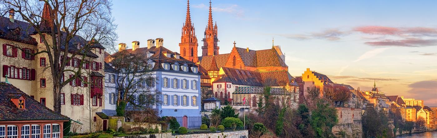 Schweiz - Basel Hotels
