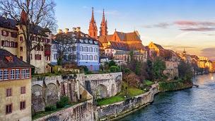 Suisse - Hôtels Bâle
