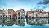 Франция - отелей Байонна