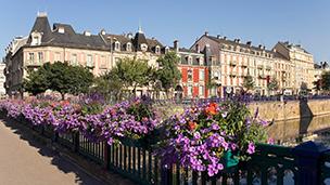 Francja - Liczba hoteli Belfort