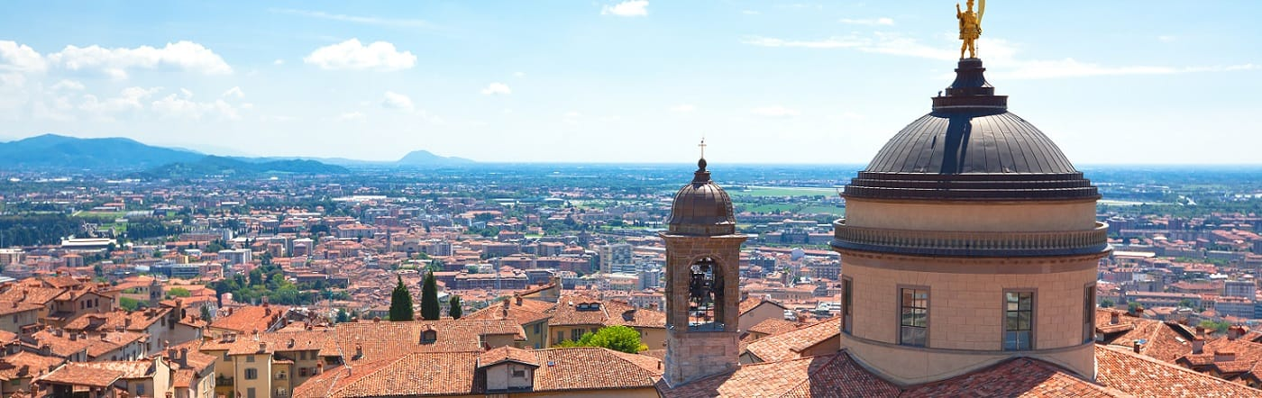 Italie - Hôtels Bergame