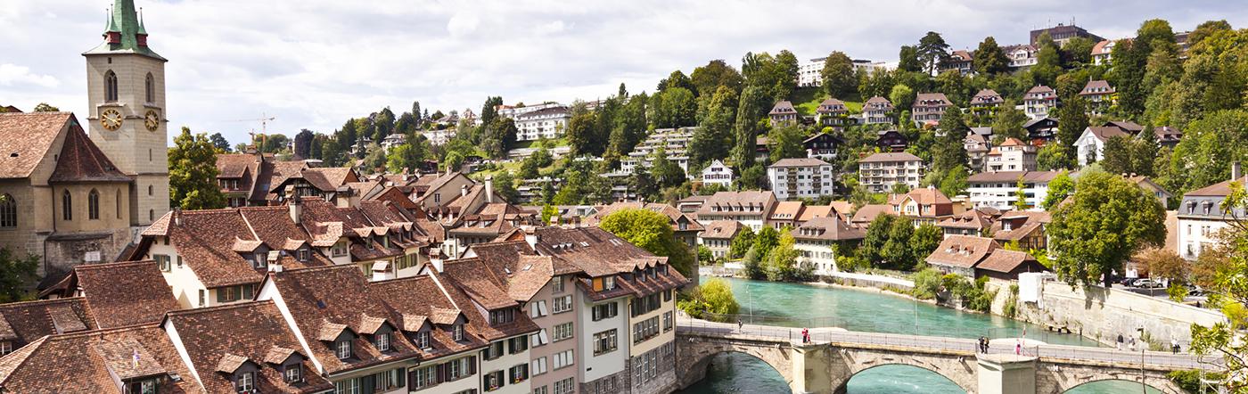 Schweiz - Hotell Bern
