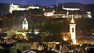 Francja - Liczba hoteli Besançon