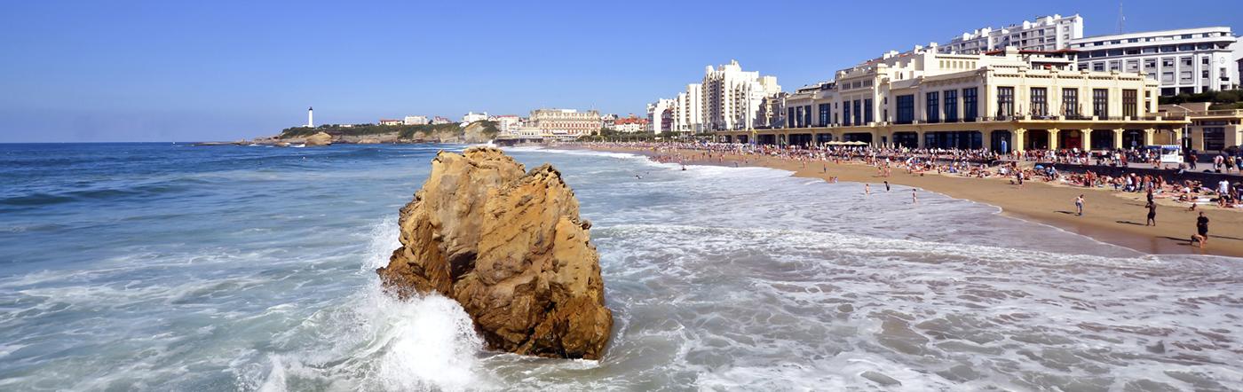 Frankrike - Hotell Biarritz