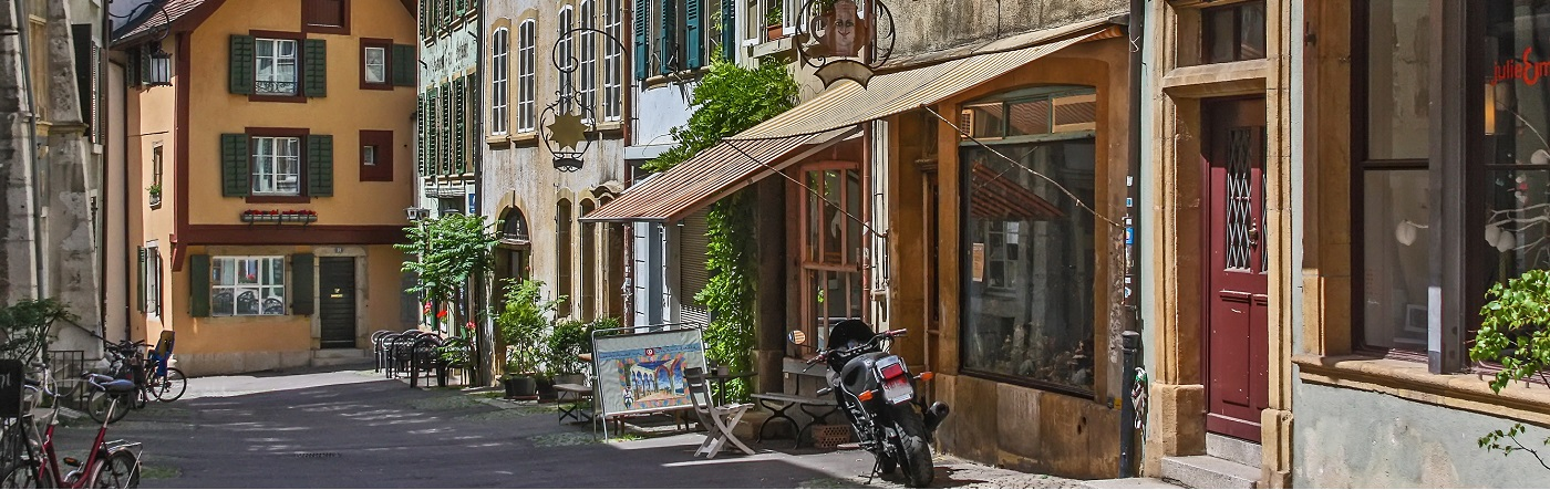 Suíça - Hotéis Biel