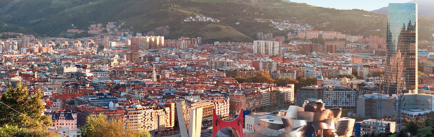 إسبانيا - فنادق بلباو