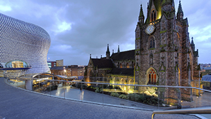 Reino Unido - Hotéis Birmingham