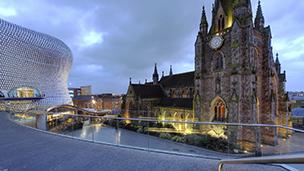 WielkaBrytania - Liczba hoteli Birmingham