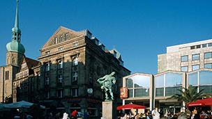 Niemcy - Liczba hoteli Bochum