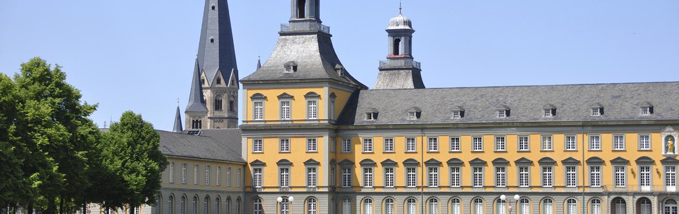 Tyskland - Hotell Bonn