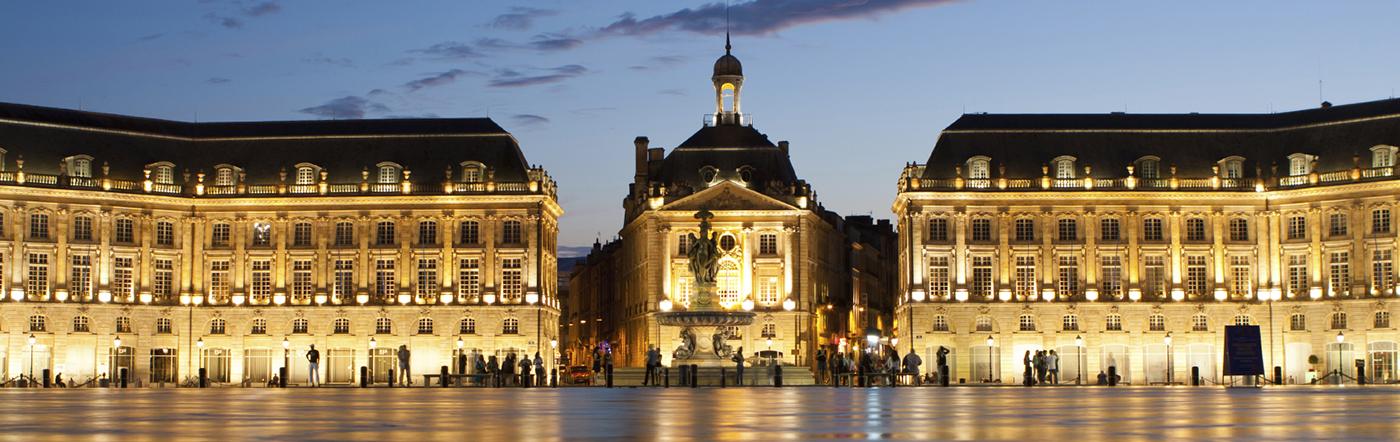 France - Bordeaux hotels