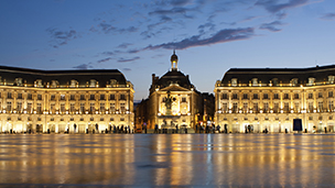 France - Hôtels Bordeaux